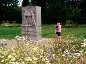 Парк воссоединения в Кристиансфельд